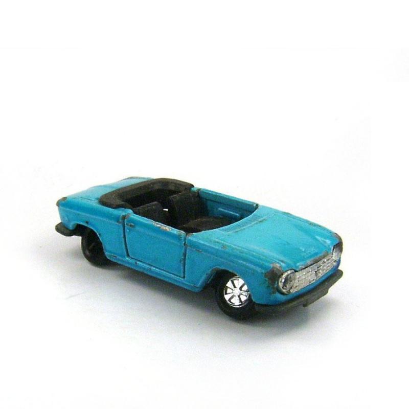 N°230 Peugeot 204 cabriolet 3657732916