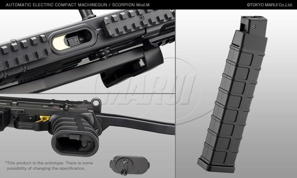 Nouveau Scorpion Mod.M AEP TM 3670592350911619638561538972031872355197200735071o