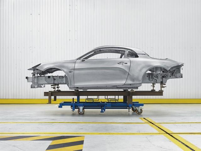 Alpine est de retour - A110, la voiture de sport française agile et compacte 3689968834916
