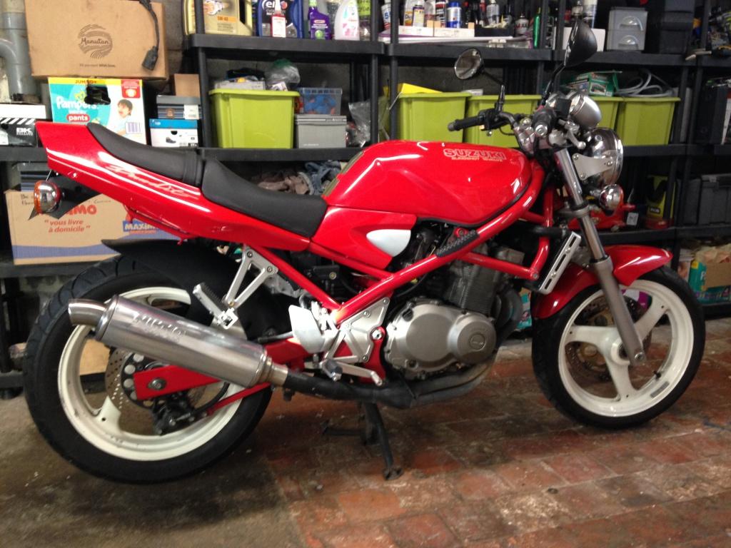 Nouvelle venue dans le garage... 370551IMG4928