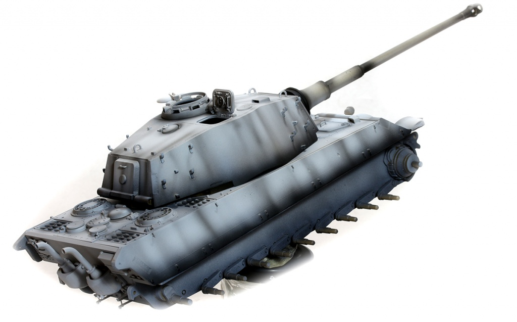 King Tiger  TAMIYA 1/35 371211KTigerwb01