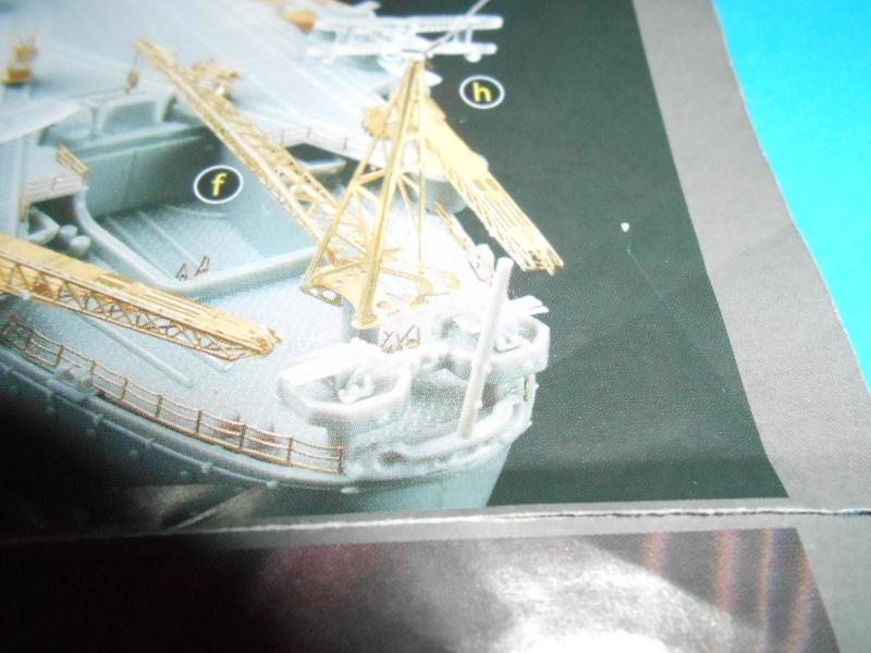 Yamato 1/700 fuji, PE,Pont en bois et babioles 371568loupyam007
