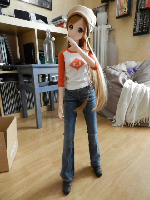 Box opening Smart Doll Mirai 37211720141222134224