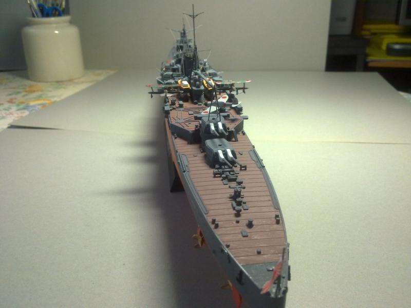 Croiseur lourd Mogami au 1/350 ème TAMIYA 372196190120111118