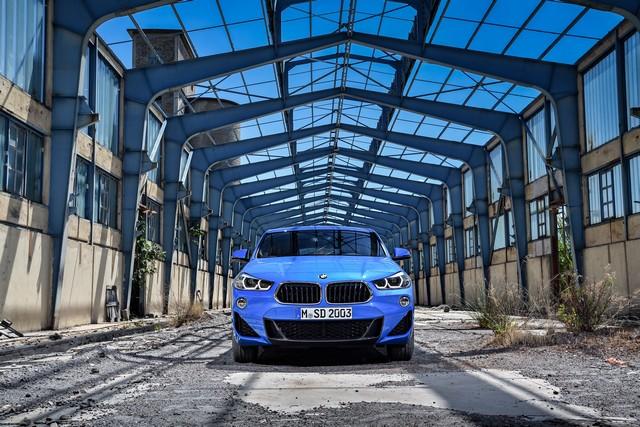 La nouvelle BMW X2 Silhouette élégante, dynamique exceptionnelle 372709P90278935highResthebrandnewbmwx2