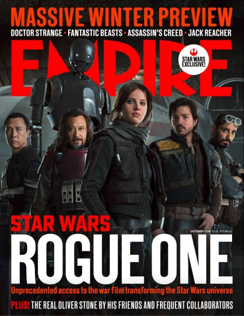 Rogue One : A Star Wars Story [Lucasfilm - 2016] - Page 6 375170w165
