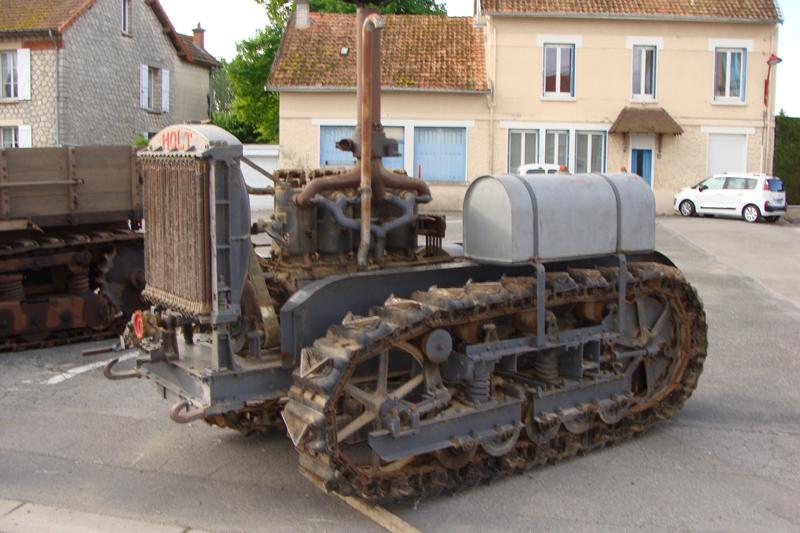 Berry-au-Bac, commémoration officielle du centenaire du premier combat de blindés français 376357DSC06774
