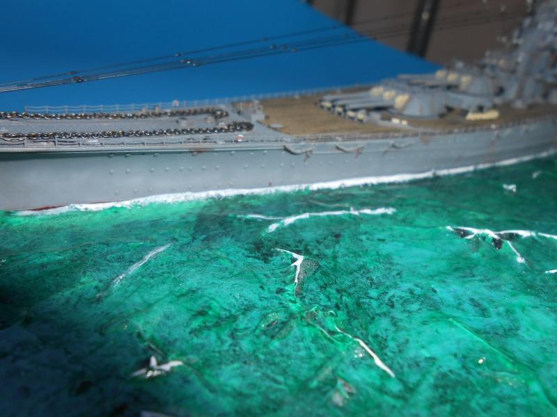 Yamato 1/700 Version 5 Avril 1945 377121DSCN6387