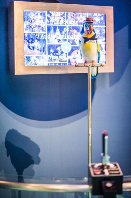 [Disneyland Park] The Disney Gallery - Exposition Tiki, Tiki, Tiki Realms, Celebrating 50 Years of Enchantment 378433ba2