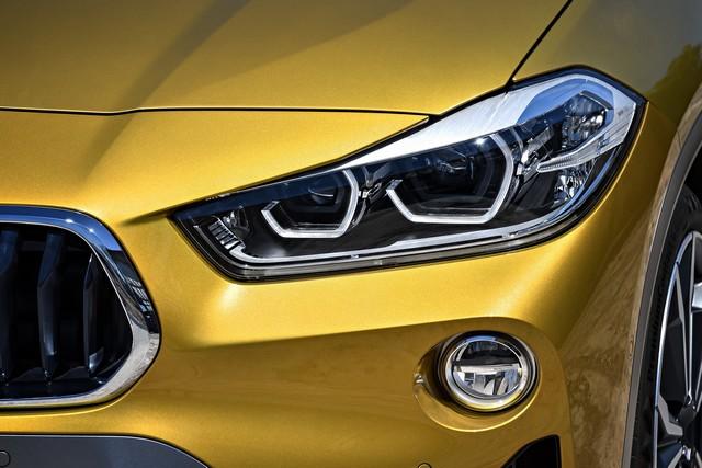 La nouvelle BMW X2 Silhouette élégante, dynamique exceptionnelle 378595P90278975highResthebrandnewbmwx2