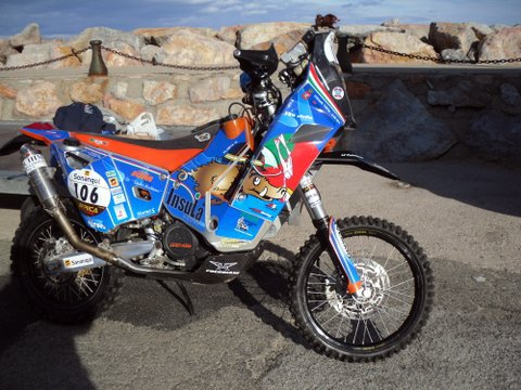 AFRICA ECO RACE 2012 378947SDC15987