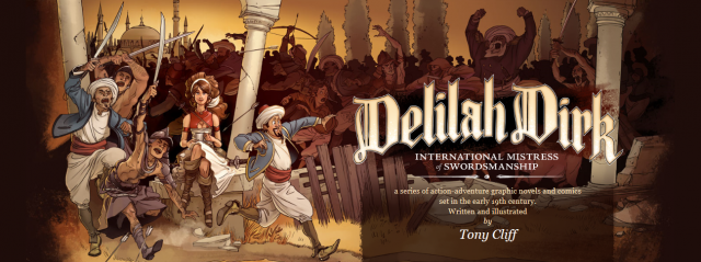 [Disney] Delilah Dirk and the Turkish Lieutenant (20??)  379889w161