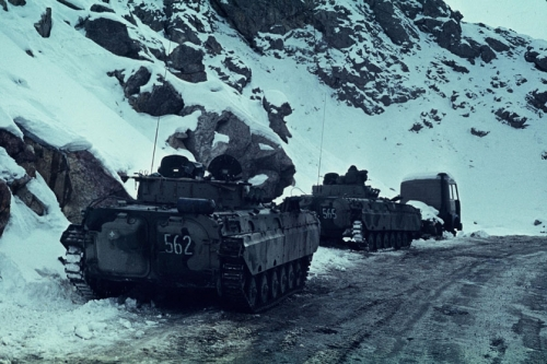 BMP-1 ESCI 1/35e 380760B523653CB05A12