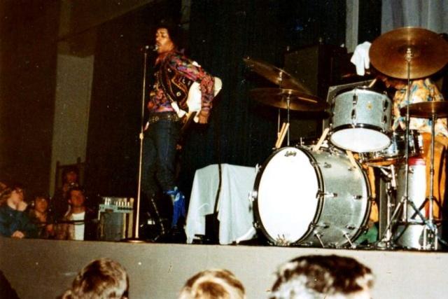 Cincinnati (Xavier University Fieldhouse) : 28 mars 1968  38099119680328004dj5