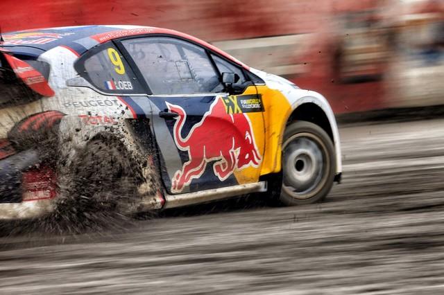 Troisième podium d'affilée pour Sébastien Loeb et la PEUGEOT 208 WRX, au Canada 381189598681c61301czoom