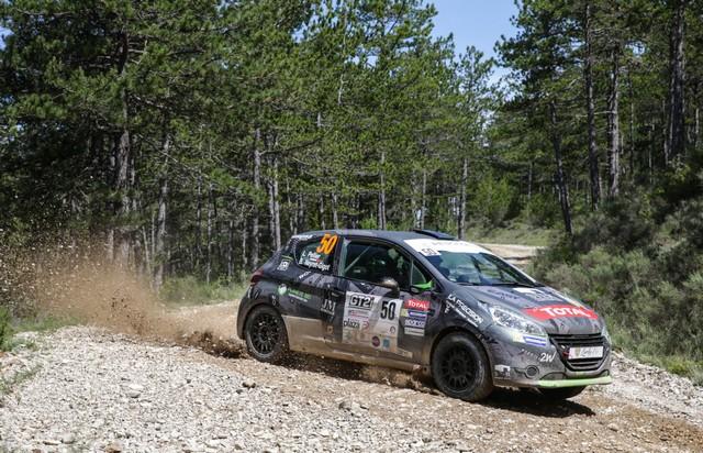 208 Rally Cup - Derniers affrontements avant l'été ! - 44ème Rallye Aveyron Rouergue Occitanie 381291593553bd643f7