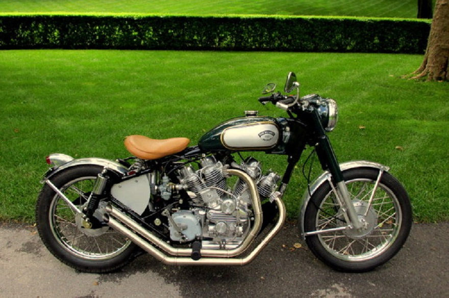 Royal Enfield bicylindre,bientot en série? 381930musket