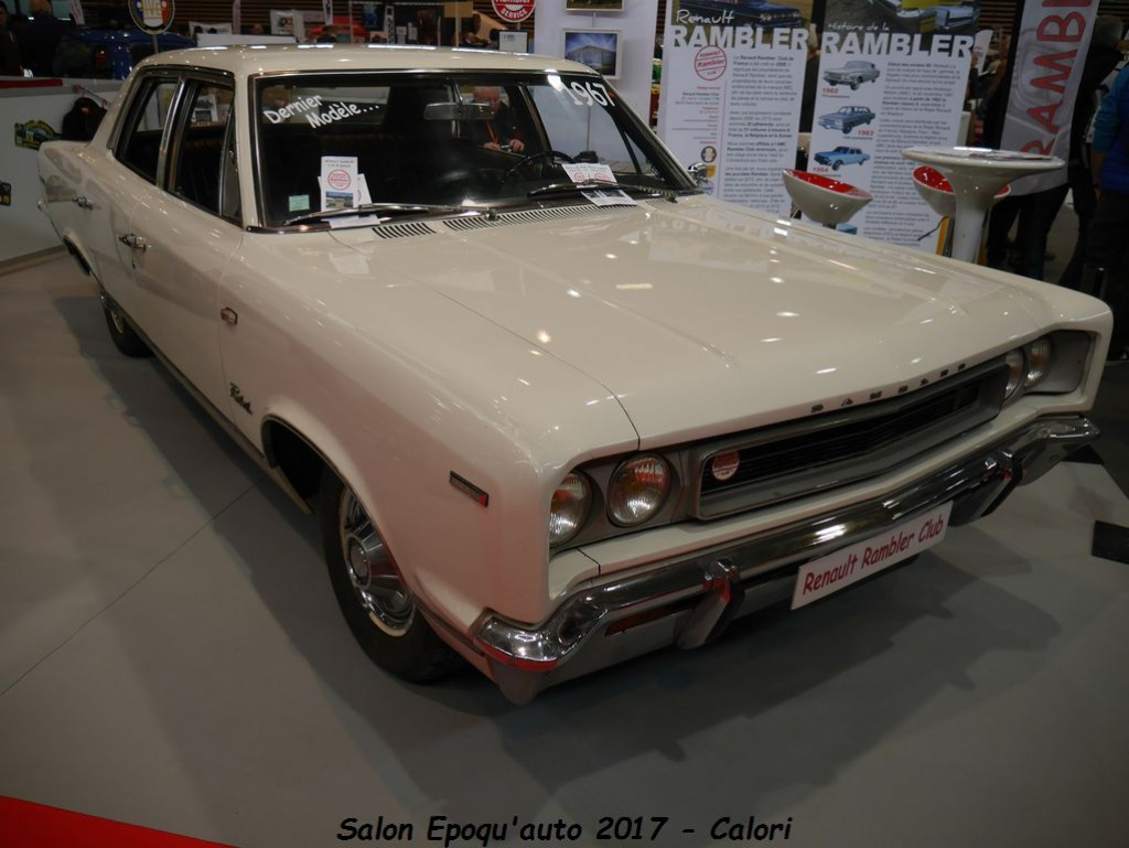 [69] 39ème salon International Epoqu'auto - 10/11/12-11-2017 - Page 3 383218P1070429