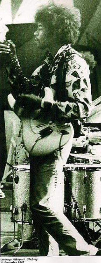 Göteborg (Stjaarnscenen) : 12 septembre 1967 [Premier concert]  38339319670912secondshow