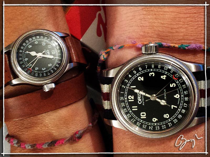 ward - Les FAMeuses et leurs montres 385426Oris01