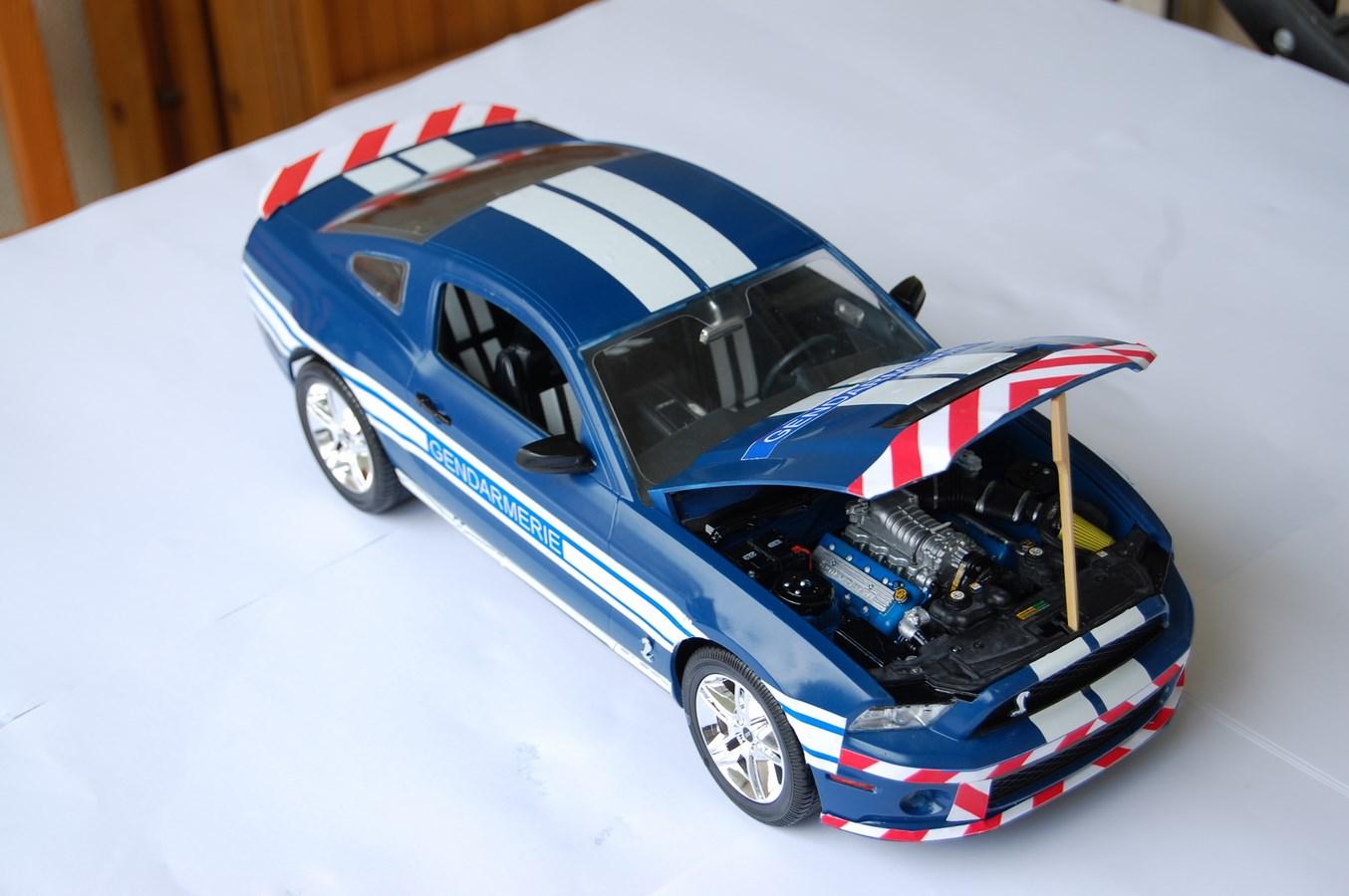 Shelby GT 500 version imaginaire Gendarmerie - Page 2 385481Mustang47Copier