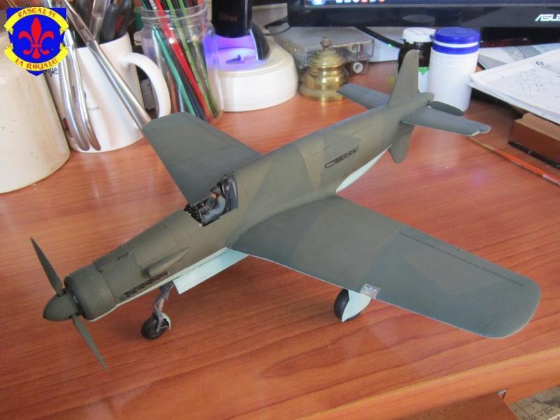 Dornier 335 A PFEIL de Tamiya au 1/48 par Pascal 94 - Page 3 385742IMG40461