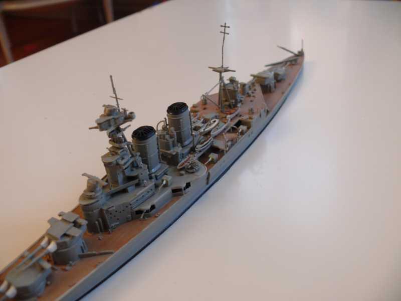 HMS Hood 1/700 Trumpeter 386002P1080021