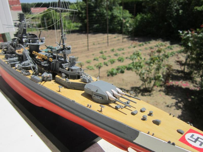 Croiseur de bataille Scharnhorst  au 1/350 de dragon - Page 9 386224IMG3149