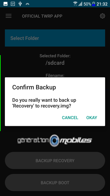 [RECOVERY HTC 10] TWRP 3.3.1-0-pme [20/05/2019] 38761508Screenshot