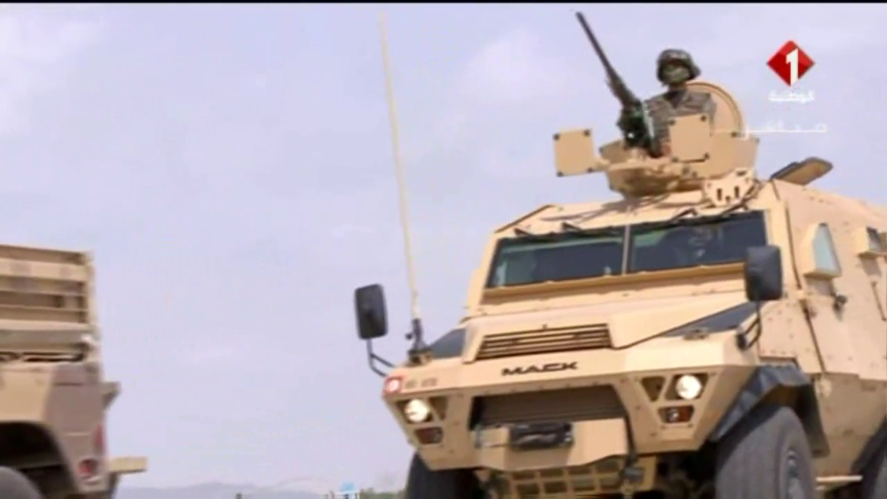 Armée Tunisienne / Tunisian Armed Forces / القوات المسلحة التونسية - Page 11 388742vlcsnap2017063019h03m05s330