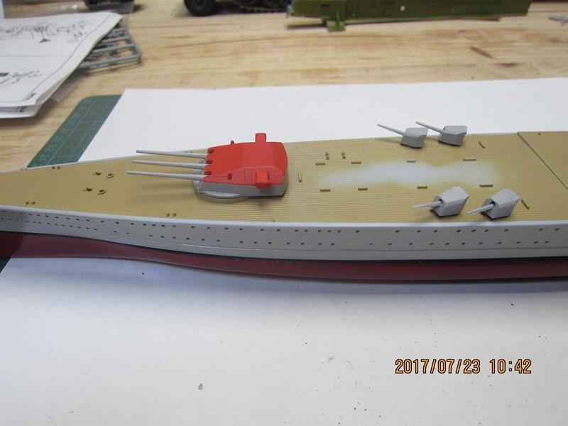 Cuirassé Admiral SCHEER hELLER 1/400 389311IMG4754Copier