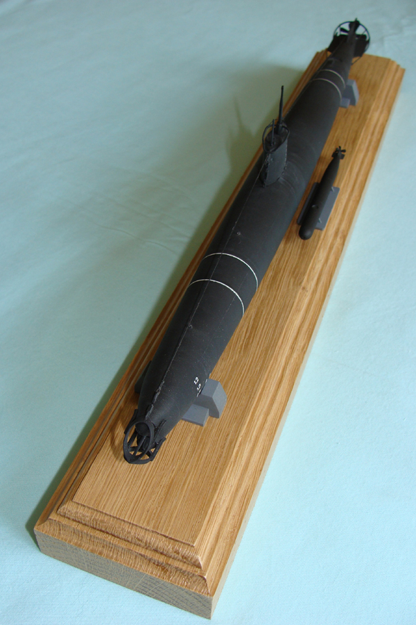 Ko-Hyoteki / Sous-marin de poche Type A - Fine Molds - 1/72ème 390005DSC04352bis