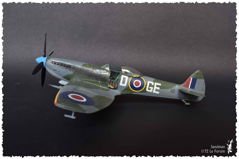 [Heller] Spitfire Mk. XVI 390446SpitfireMk1610