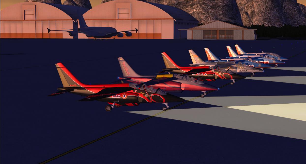 Patrouille Alphajet 390768fsx2013112620412837