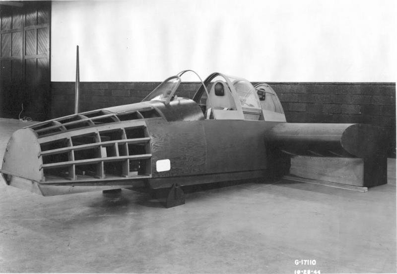 GRUMMAN AF-2 GUARDIAN  391578GrummanXTSF1maquette