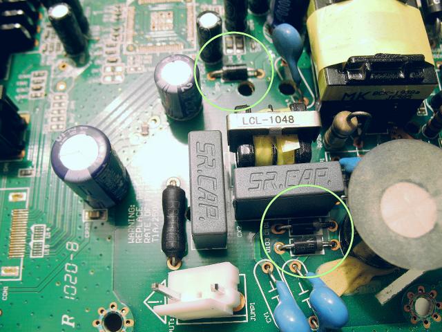 [Atelier] Démarrez en électronique  393289recupcomposants02