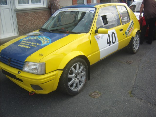 32è Rallye Tessy sur Vire Gouvets 2013 (vérifications techniques)  393728Aug3110