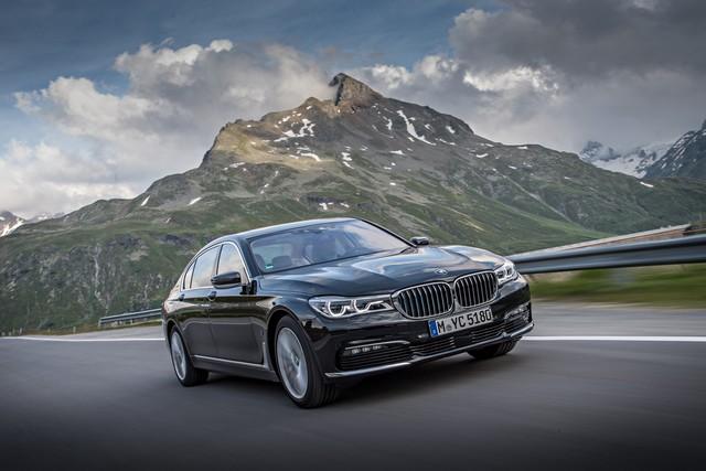 Les nouvelles BMW 740e iPerformance avec technologies eDrive 393961P90226930highResbmw740lexdriveipe1