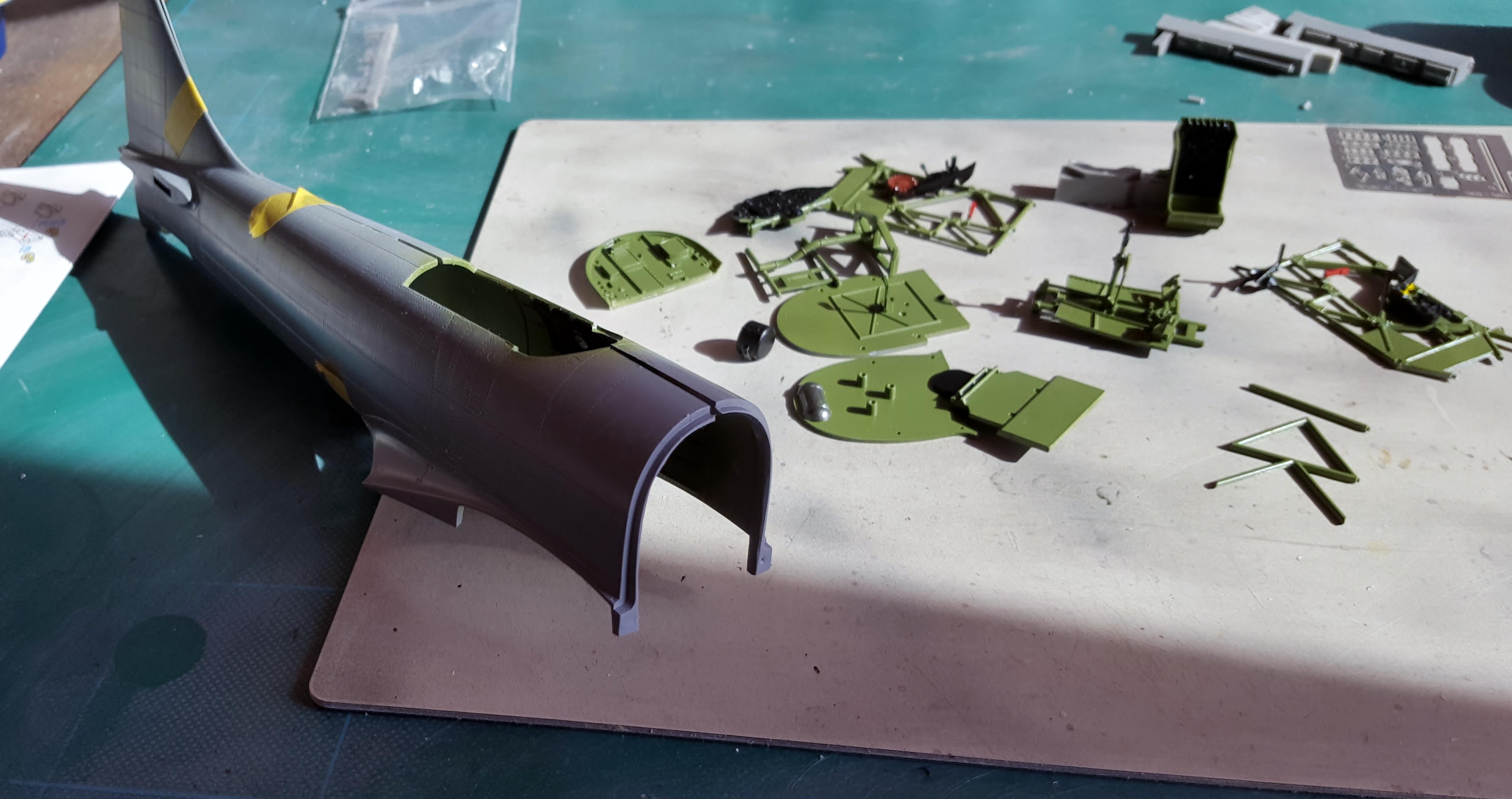 Hawker Tempest Special Hobby au 1/32ème 39436820170807173139