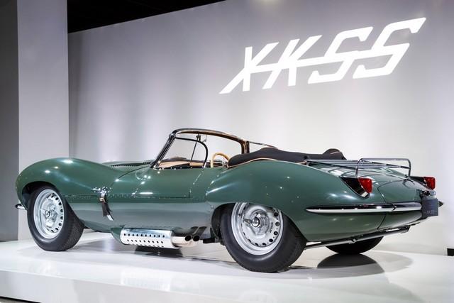 La « Nouvelle Jaguar XKSS D'origine » Dévoilée À Los Angeles  394467xksspetersenmuseum032