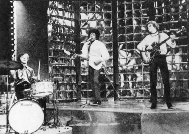 Londres (Top Of The Pops, BBC TV) : 29 décembre 1966 39461918janvier1967