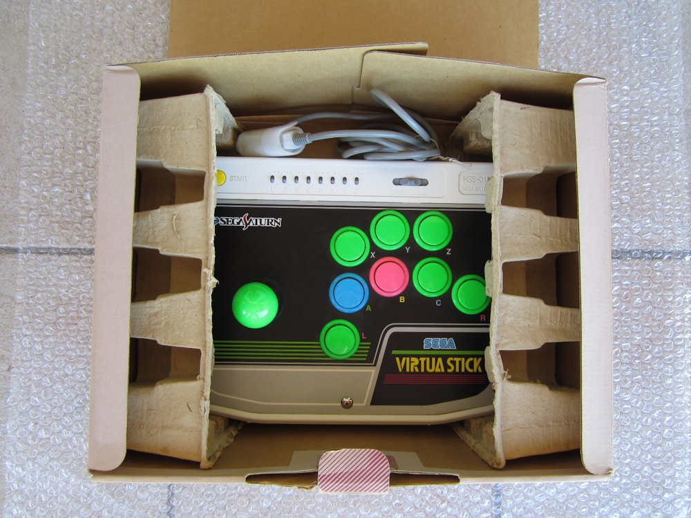(VDS) Saturn Pack et jeux, stick arcade, pad, ect. 394896IMG5201