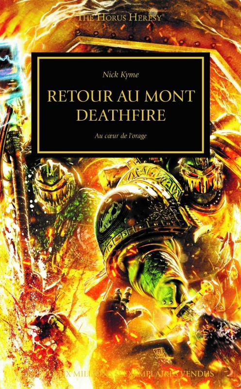 Retour au Mont Deathfire de Nick Kyme 39645091KTaAHOdVL
