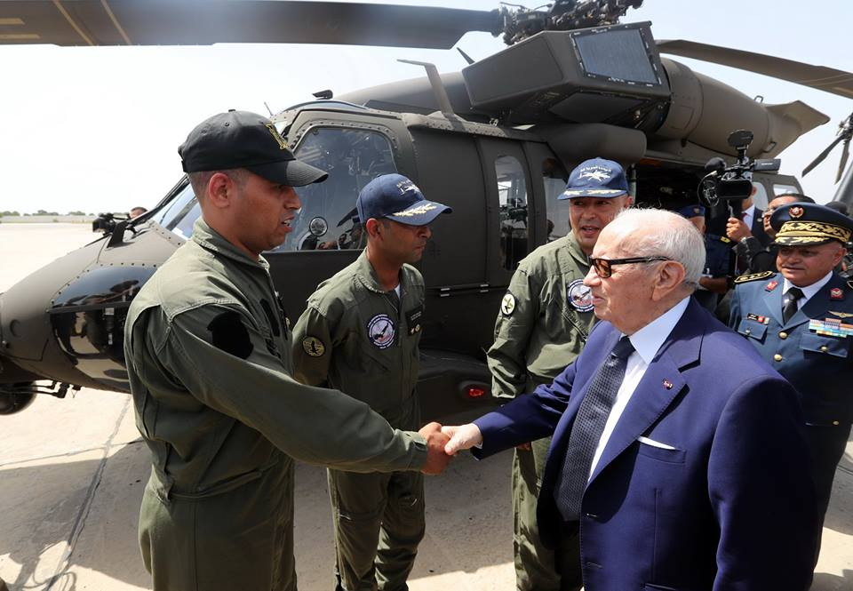 Armée Tunisienne / Tunisian Armed Forces / القوات المسلحة التونسية - Page 11 3978591951027214962852170961978371603033900596881n
