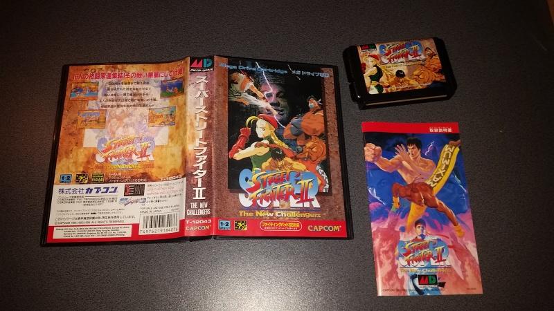 VDS pack MD2 jap ! Lot de 51 jeux Master System + Jeux MD JAP 39869720170703230152