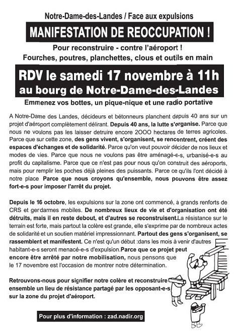 Contre l'aéroport de Notre Dame Des Landes (44) - Page 5 398888reoccup17tractA5rectoverso
