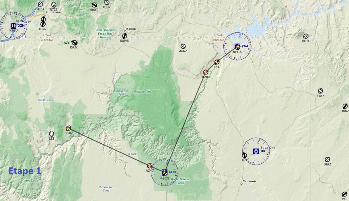 Survol du Grand Canyon 1ère partie 399457261