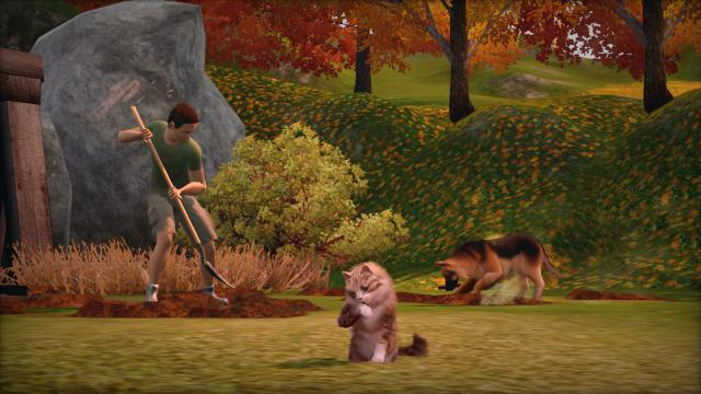 Les Sims™ 3 : Animaux et Cie 399721LesSims3AnimauxetCie1