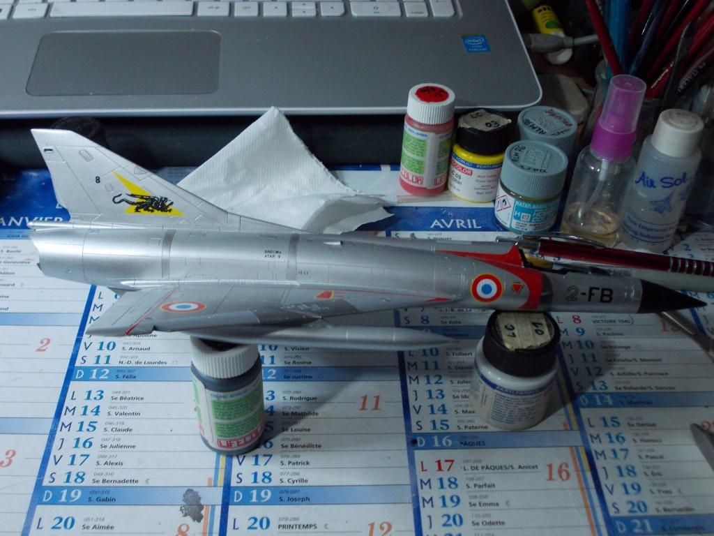 Mirage III C [Eduard 1/48] 399825M39
