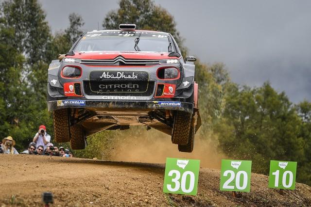 Une Fin De Saison Contrariée Pour Les C3 WRC 399890GM201714389